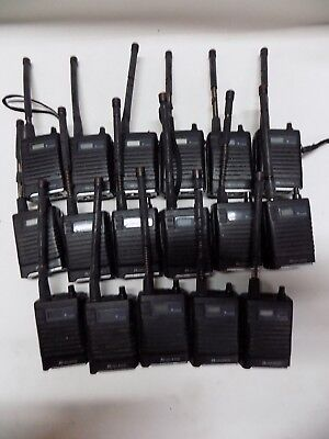 Midland Radios 70-148b Vhf 70-248b Uhf Lot Of 17