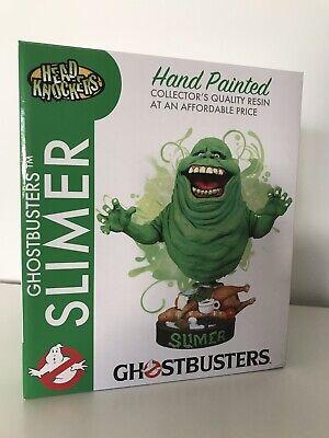 Ghostbusters Slimer Neca Head Knockers - Ghostbuster Slimer