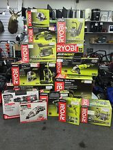 Assorted Ryobi Powertools - in boxes Caboolture South Caboolture Area Preview