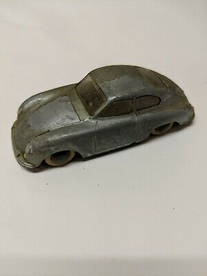 Tekno Porsche Denmark Gray Diecast Toy Car