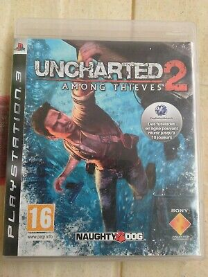 UNCHARTED 2 PAL PLAYSTATION 3 / UNCHARTED 2 PS3 PAL FR for sale  Shipping to Nigeria