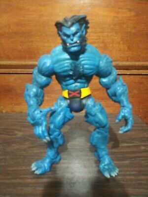 "Marvel Legends 7"" BEAST Toybiz 2003 Series IV 4 X-Men X-Force Action Figure"