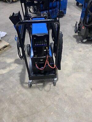 Miller Dynasty 210 Tig Welder Complete Cooler Torch Foot Pedal Coolmate 3