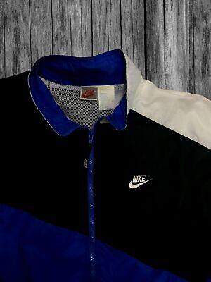 Vintage Nike Colorblock Windbreaker Jacket
