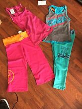 Brand new Zumba wear 4 times Hadfield Moreland Area Preview