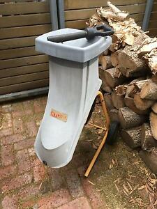 electric mulcher/chipper East Victoria Park Victoria Park Area Preview
