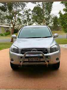 2008 Toyota RAV4 Wagon Brookwater Ipswich City Preview
