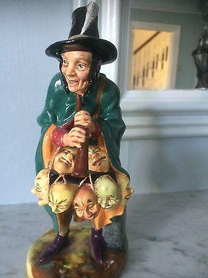 The Mask Seller Royal Doulton Figure