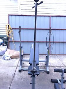 Fitness bench press Blackburn Whitehorse Area Preview