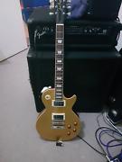 Toki  gold top Les Paul Love Rock Queanbeyan Queanbeyan Area Preview