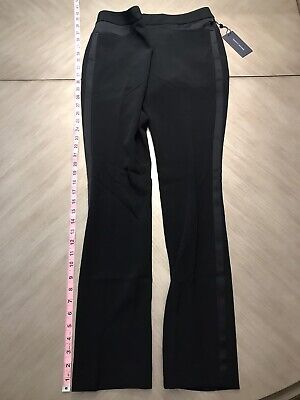 Women's Tommy Hilfiger Black Pants (0)