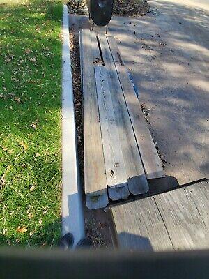 12 Foot Wood Scaffold Plank