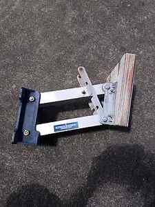 Boat auxiliary motor bracket Geelong Geelong City Preview