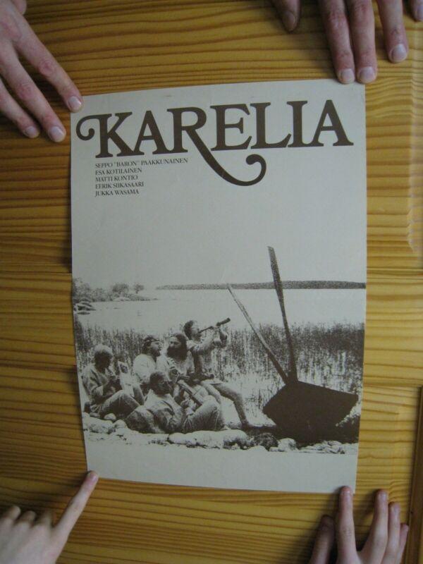 Karelia Poster Band Shot