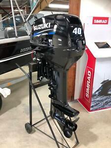 Suzuki 40hp 2 stroke forward controls Davenport Bunbury Area Preview