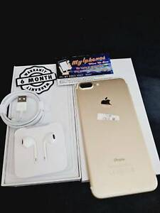 iPhone 7 plus 128GB with 6 months warranty & Sale invoice