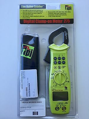 Tpi 275 Clamp-on Tester