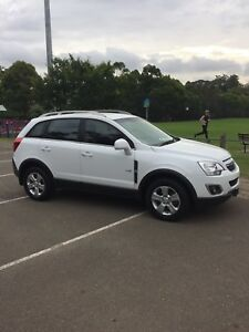 Holden Captiva 2011 series 2, CG Automatic, $8500.00 or make a offer.