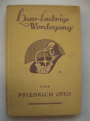 Hans-Ludwigs Werdegang von Friedrich Otto um 1920