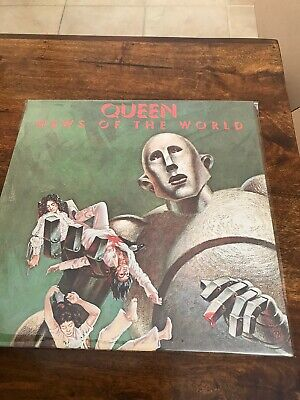 Queen  - News Of The World - Green Vinyl -From Studio Collection Box New Sealed.