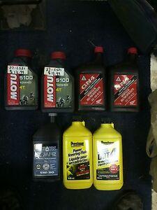 Oil/fluids