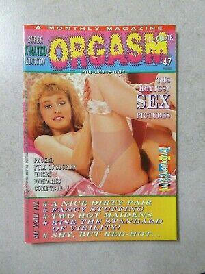 vintage glamour magazine orgasm No.47