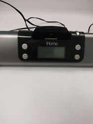iHome iP16 Portable Speaker System iPod iPhone Docking Station and Alarm Clock