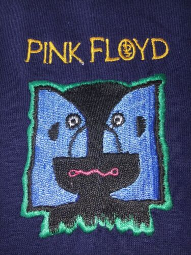 Pink Floyd XL Division Bell Embroidered T-Shirt