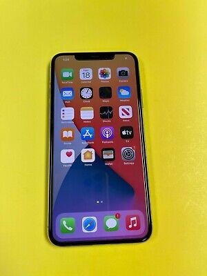 Apple iPhone 11 Pro Max - 64GB - Silver (Sprint) Smartphone