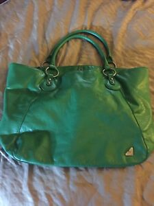 Roxy Green purse  - Excellent Condition