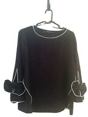 Zara basic top S/M