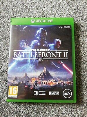 Xbox one Star wars Battlefront 2