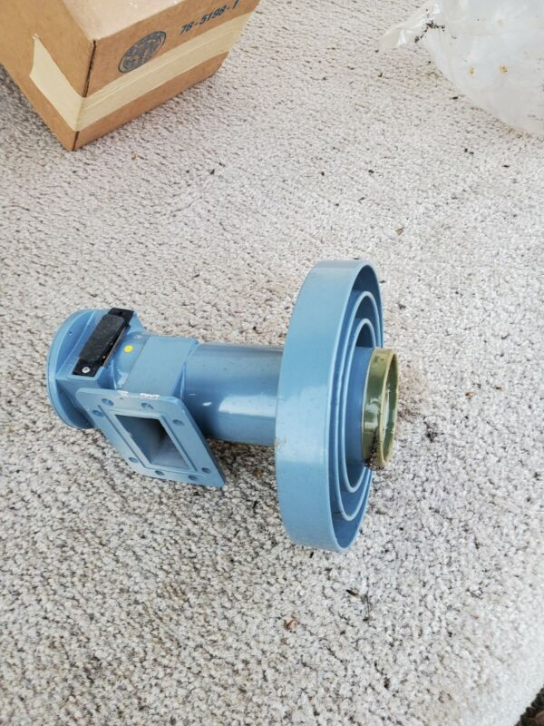 NEW  C Band Satellite Feedhorn LNB Polarizer