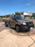 2006 Toyota Hilux Ute Lakes Entrance East Gippsland Preview