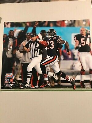 Devin Hester 16X20 picture of Kickoff Return in 2007 Super Bowl