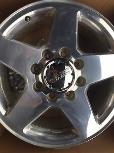"20"" GMC OEM rims for sale"