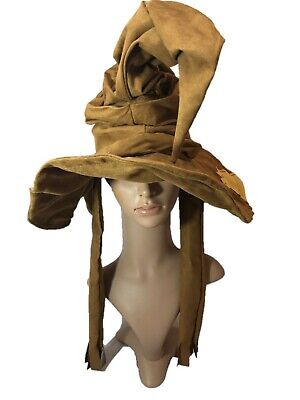 HALLOWEEN COSTUME WIZARD'S WITCHES SORTING HAT ADULTS & KIDS HARRY POTTER - Child's Magician Halloween Costumes