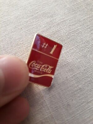 "Vintage Coke #1  Pin--""Enjoy Coca-Cola"""