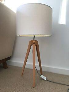 Tripod desk lamp Swanbourne Nedlands Area Preview