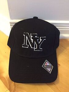 BRAND NEW NY NEW YORK CAPS/NOUVEAU CASQUETTE BASEBALL