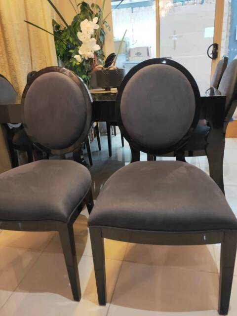 Louis Style 8 Dining Chairs Table For Free Dining Tables Gumtree Australia Hume Area Craigieburn 1268136471