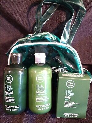 Paul Mitchell Best Experience Tea Tree Special Shampoo Conditioner Body Soap (Best Tea Tree Shampoo And Conditioner)