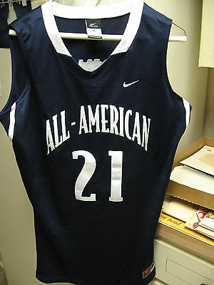 WBCA Denver Final Four NIKE High School All-American Game Players Jersey- PRINCE