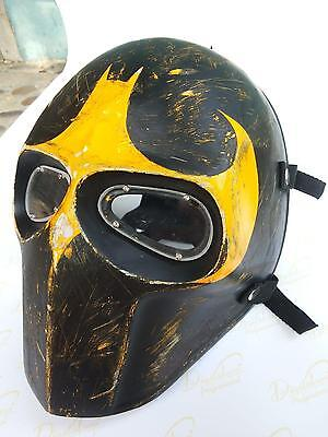 Army of Two Batman Paintball Airsoft BB Gun Masks Protective Gear Outdoor Sport