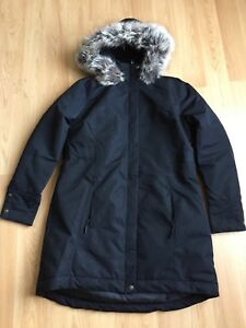 Womans parka size large