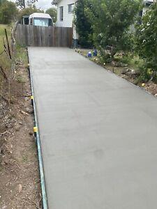 Concrete contractor Shailer Park Logan Area Preview