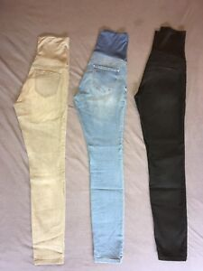 XS Thyme Maternity Skinny Jeans