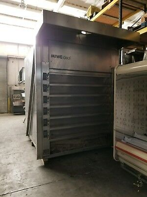 Miwe Deck Oven For Artisan Bread 1-6 Month Guarantee Shipping