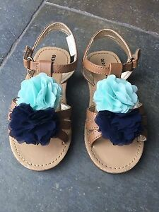Old Navy Sandals, Toddler Girl Sz 10