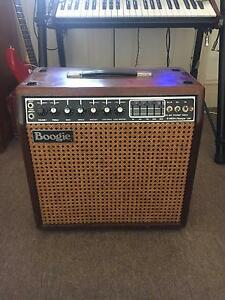 Mesa Boogie Mk2b Hardwood 1982 Clifton Hill Yarra Area Preview